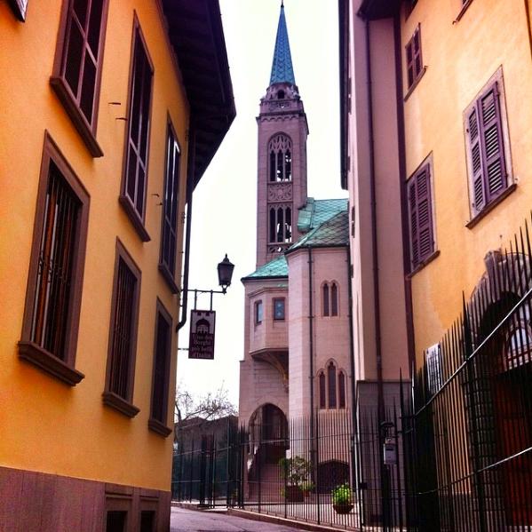 Lovere, Santuario