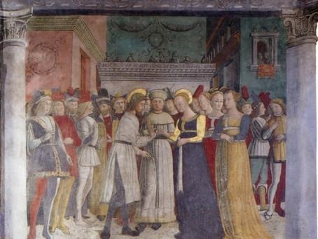 Con i piedi nel Medioevo: le scarpe raccontano