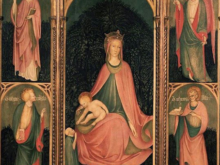 ISTA 2020, arte medievale nelle Alpi
