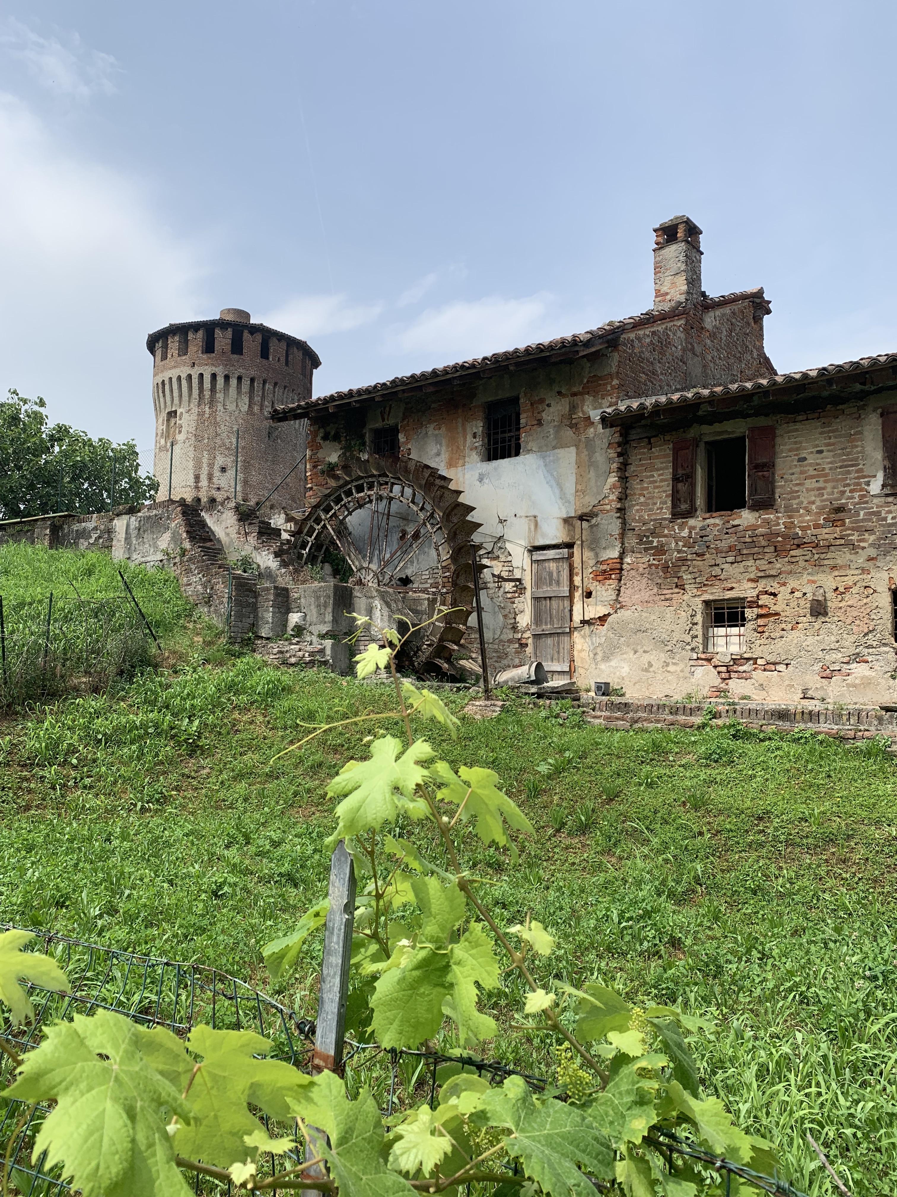 Soncino Rocca e mulino