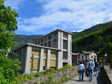 MusIL, the museum of labour and industry in Cedegolo