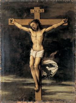 Romanino, Cristo crocifisso