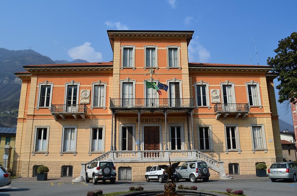 Breno, Villa Ronchi