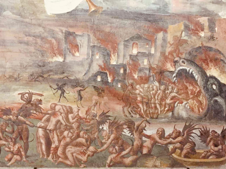 Soncino, Santa Maria delle Grazie, Giudi