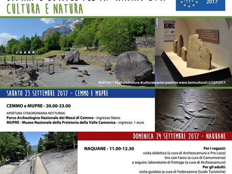 Giornate del patrimonio, visita gratuita