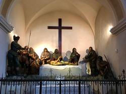 Breno, San Maurizio Compianto