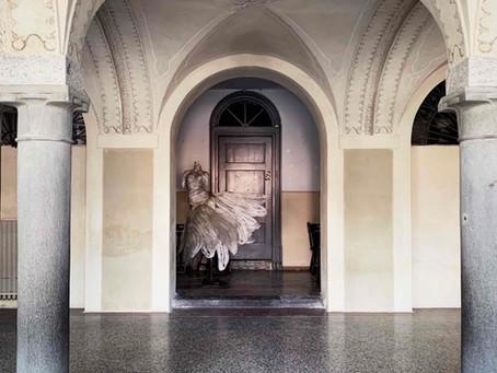 Palazzo Simoni Fè d'Ostiani a Bienno, la pinacoteca della comunità