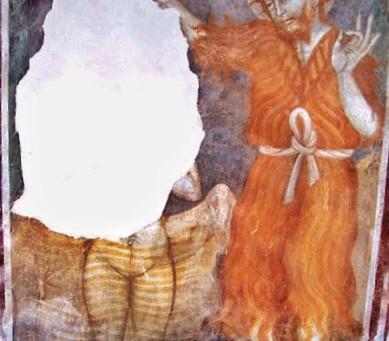 Il Cristo nudo nella Pieve di San Siro