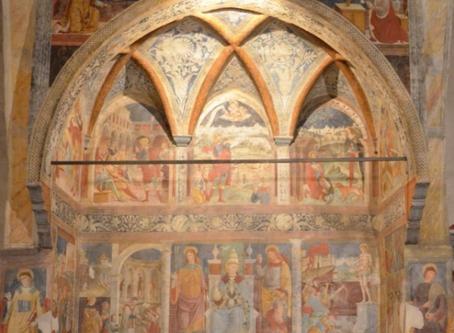 I frescanti del 1400 in Valcamonica, visita guidata il 24 novembre