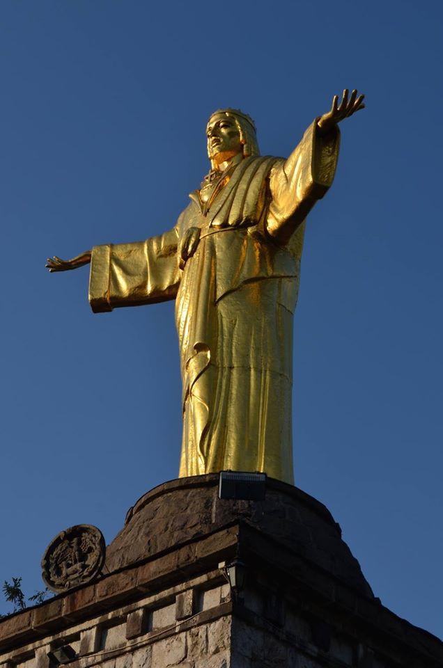 Bienno | Statua di Cristo Re