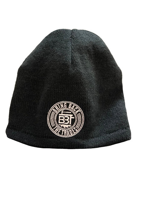 Bring Back the Trades embroidered beanie