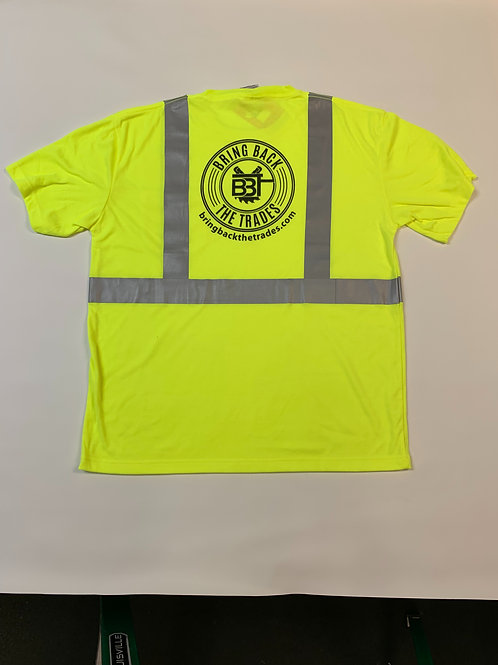 Yellow Safety Shirt