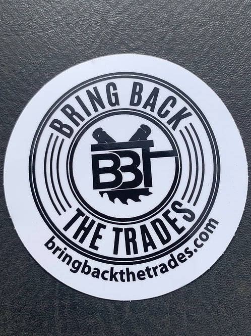 4.5 inch Alternative decal choose $2.00 shipping on flat rate button