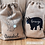 Thumbnail: Personalised Kids Toy bags