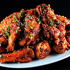 Chili Garlic Wings