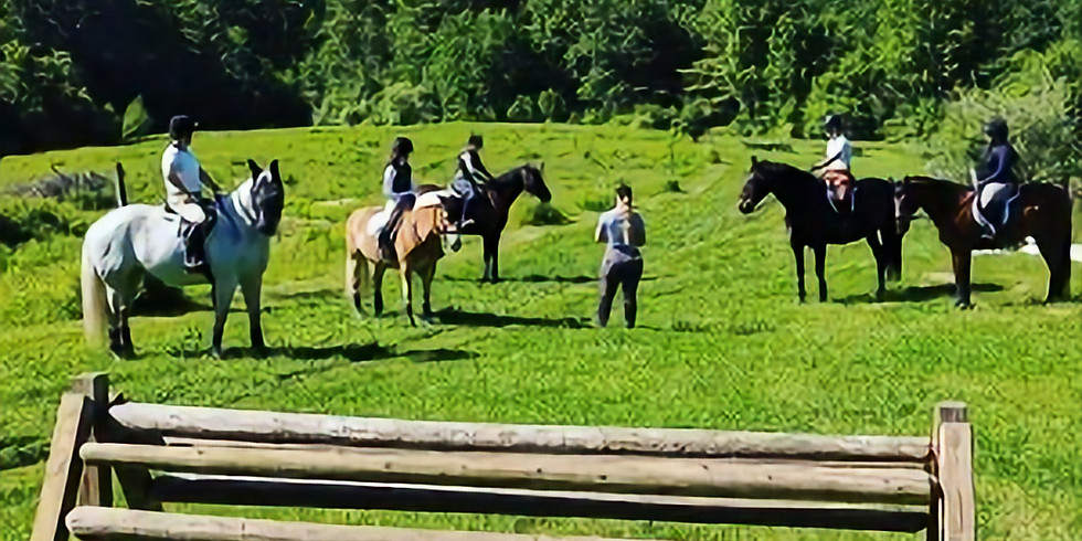 Formal Fall Hunt with The Wentworth Hunt Club