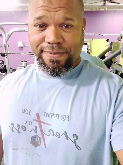Equipping You For Greatness Short Sleeve T-shirt