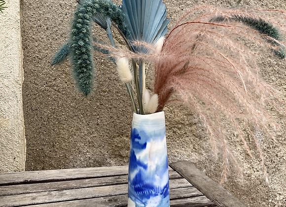 Vase «orage»