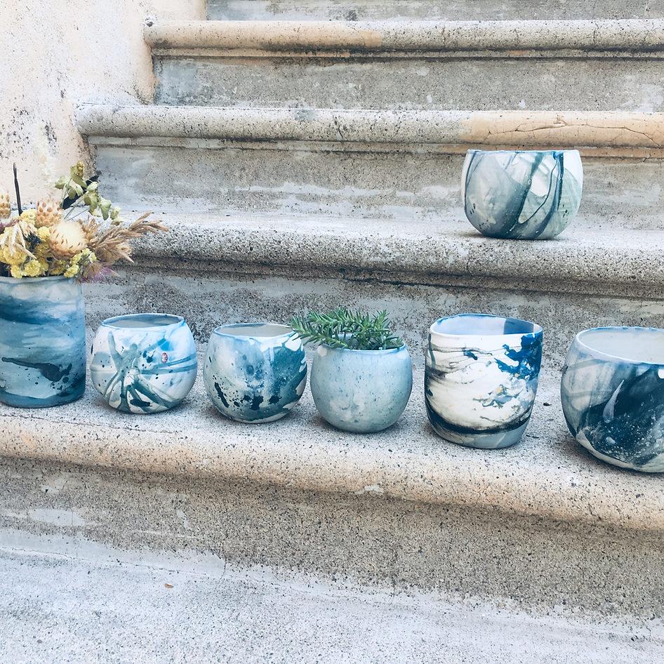 Collection Blue Lagon