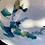 Thumbnail: Assiette creuse « Agave »