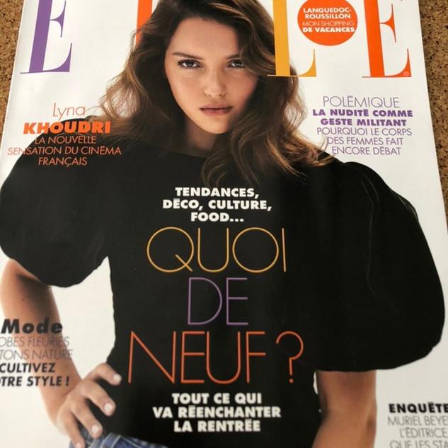 """Elle"" Hérault"