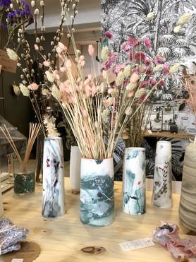 """Vase """"Jungle"""" à La Canopée"""