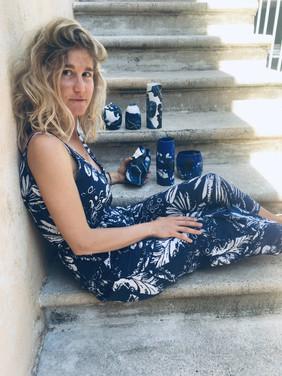 Carole Meyer et la déclinaison des vases
