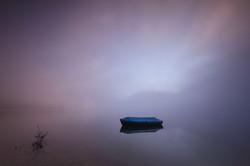 Die Nebel zerreißen,