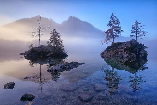 Hintersee bei Berchtesgaden