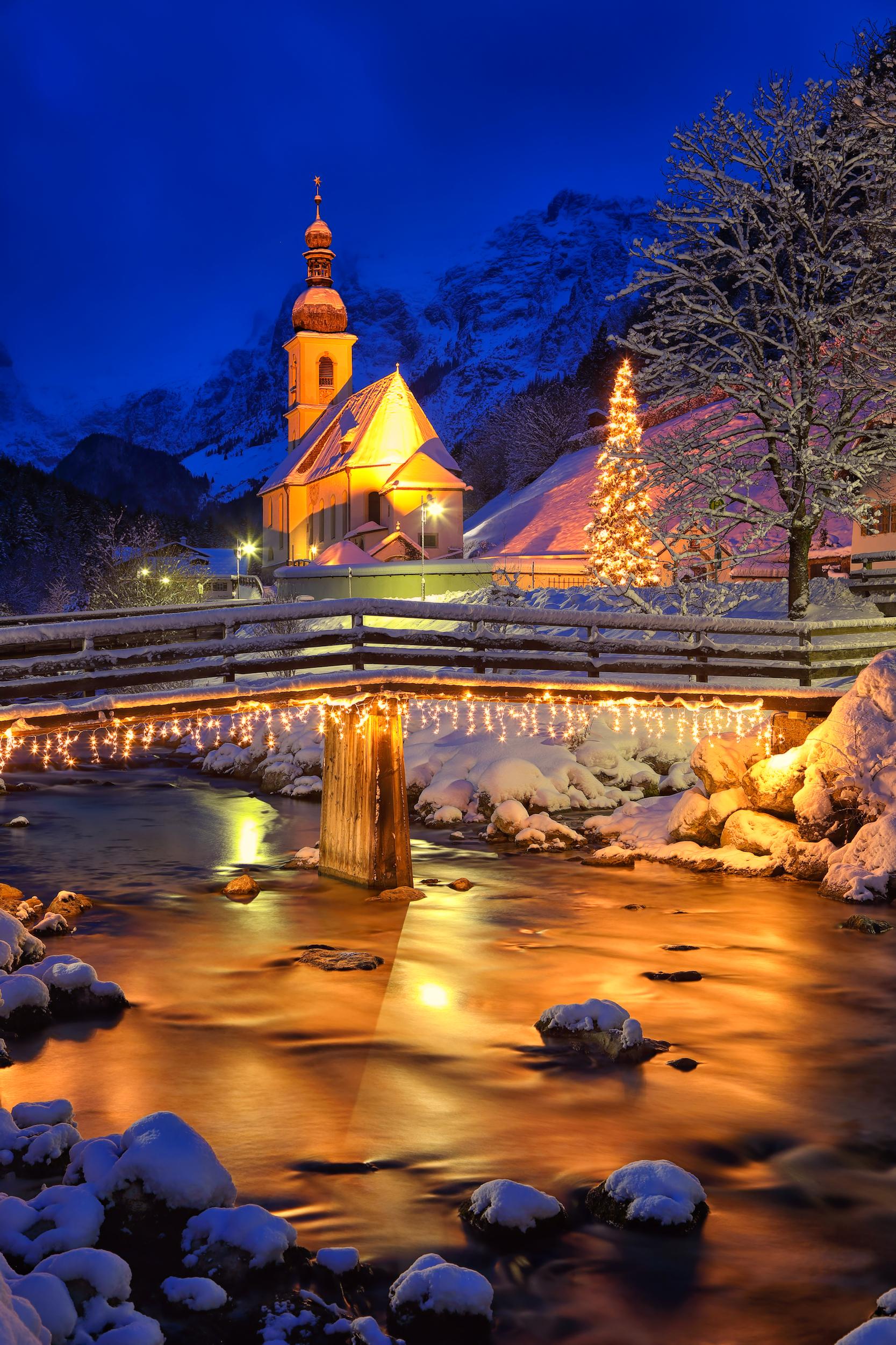Christmas Wonderland I