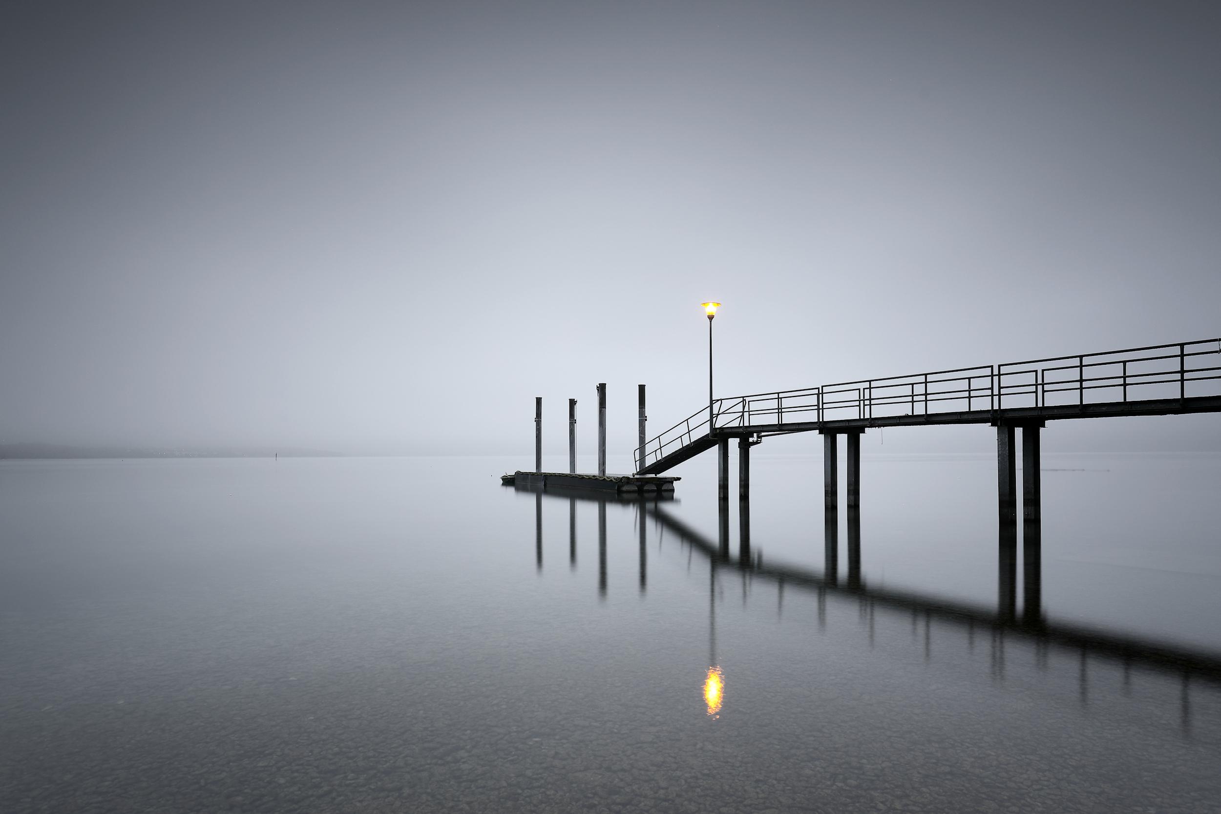 November starts foggy