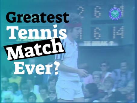 Best match ever?