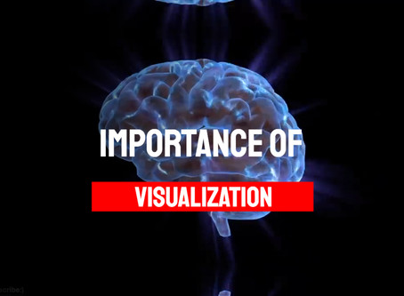 Importance of Visualization.