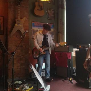 La Costa Rasa: Northern Guitars Gig
