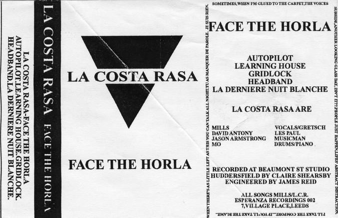 LCR face the Horla