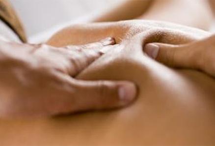 Massage libérant et soins