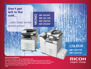 Catholic University of Mozambique pioneers powerful print solution and check out the latest Ricoh br