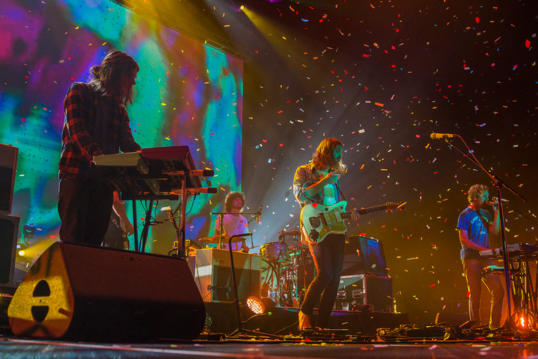 Tame Impala / Auditorio CitiBanamex / Monterrey 2016 © Leyda Luz
