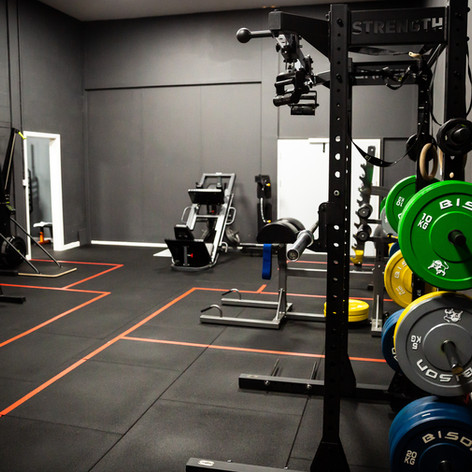 Coach Jonny's Gym