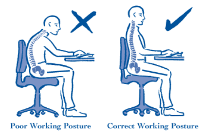 5 Exercises to Improve Your Desk Posture