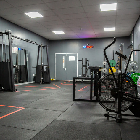 Coach Matty's Gym