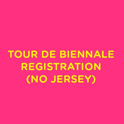 Tour de Biennale (No Jersey)