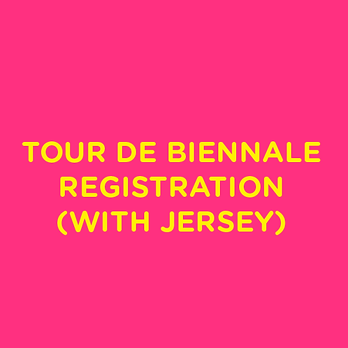 Tour de Biennale (With Jersey)