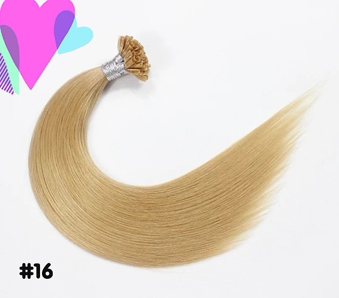 """Fusion 18"""" European Remy Extensions #16"""