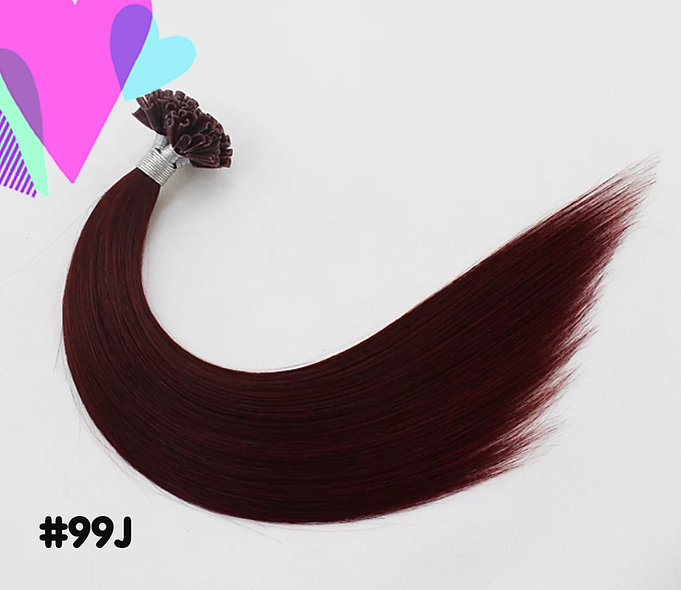 """Fusion 18"""" European Remy Extensions #99J"""