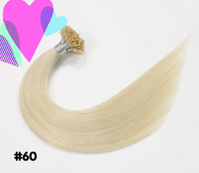 """Fusion 18"""" European Remy Extensions #60"""