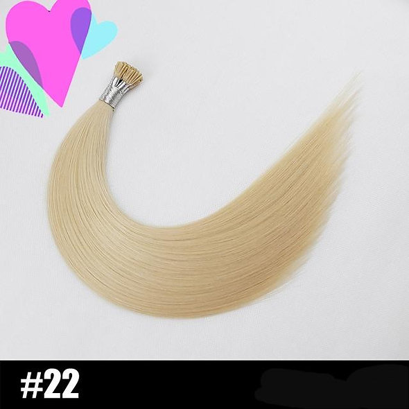 "i-Tip 18"" European Remy Extensions #22"
