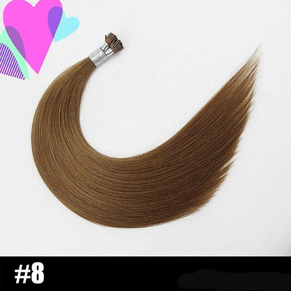 "i-Tip 18"" European Remy Extensions #8"