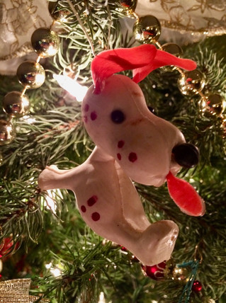 Ornament From When I Was Born
