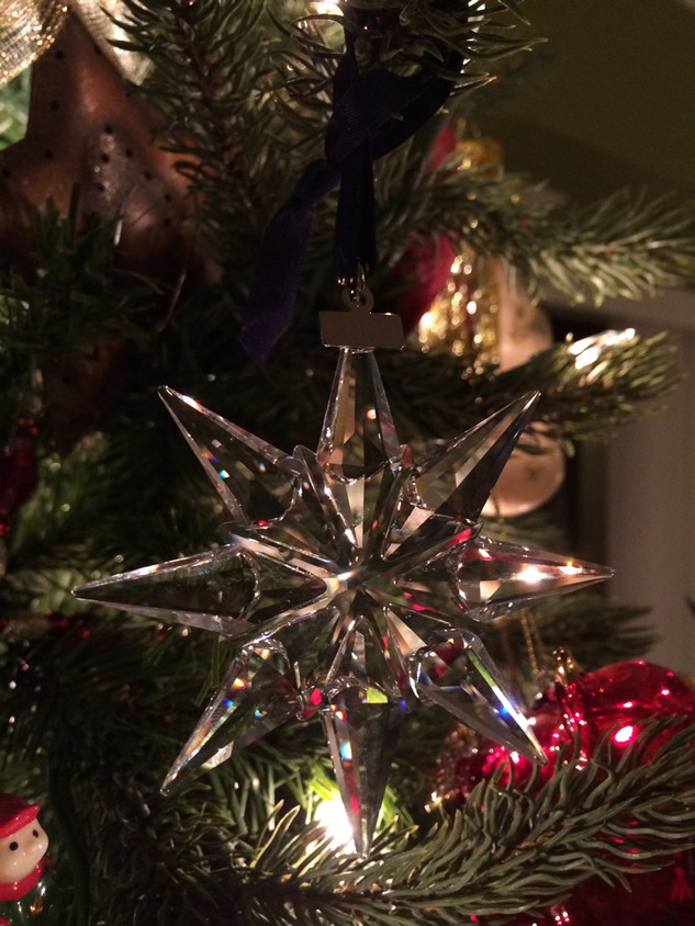 Swarowski Star